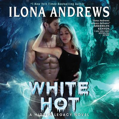 White Hot Lib/E: A Hidden Legacy Novel Cover Image