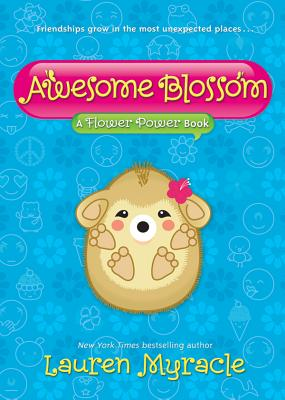 Awesome Blossom (a Flower Power Book #4) Cover