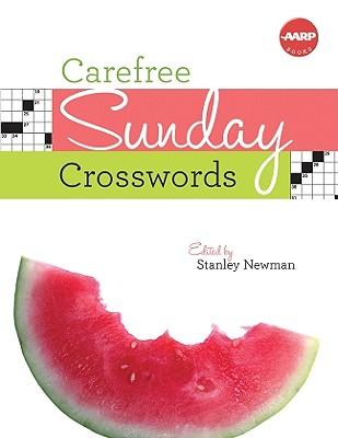 Carefree Sunday Crosswords (Aarp) (AARP(R)) Cover Image