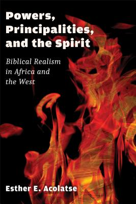 Cover for Powers, Principalities, and the Spirit