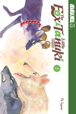 The Fox & Little Tanuki, Volume 2, 2 Cover Image