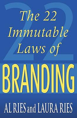 The 22 Immutable Laws of Branding Cover Image