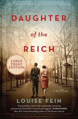 Daughter of the Reich: A Novel Cover Image