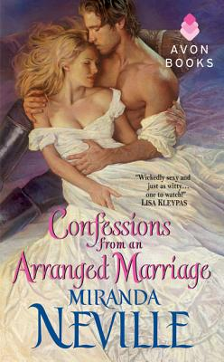 Confessions from an Arranged Marriage Cover