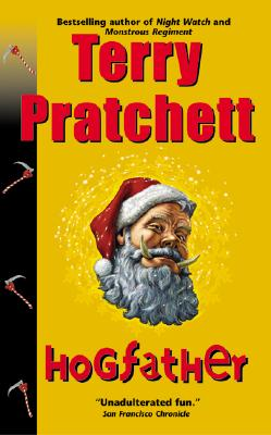 Hogfather (Discworld #20) Cover Image