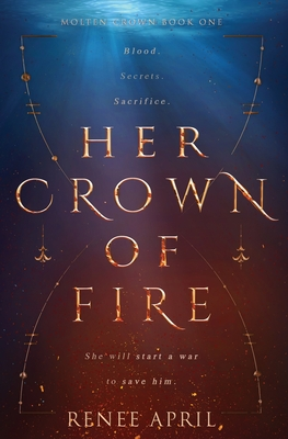 Cover for Her Crown of Fire