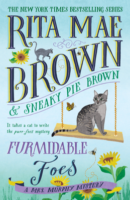 Furmidable Foes: A Mrs. Murphy Mystery Cover Image