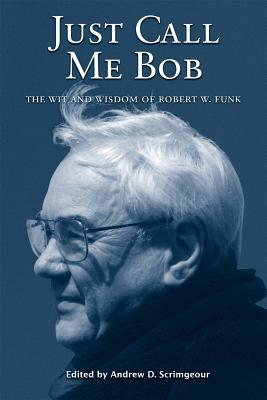 Cover for Just Call Me Bob