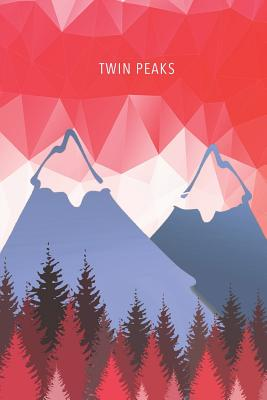 Twin Peaks Notebook Journal Cover Image
