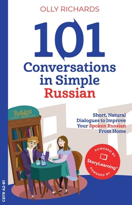 101 Conversations in Simple Russian Cover Image