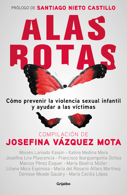Alas rotas: Cómo prevenir la violencia sexual infantil y ayudar a las víctimas / Broken Wings: How to Prevent Child Sexual Violence and Help Victims Cover Image