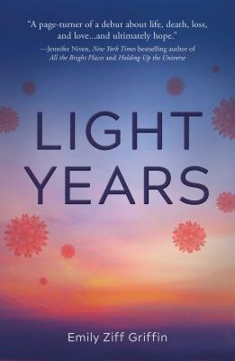 Cover for Light Years