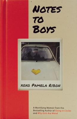 Cover for Notes to Boys