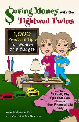 Saving Money with the Tightwad Twins Cover