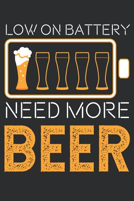 Beer is Life: Notebook for Brewers and Beer Lovers Cover Image