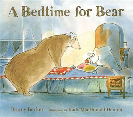 Bedtime for Bear Cover