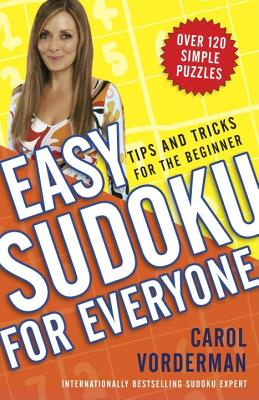 Easy Sudoku for Everyone Cover