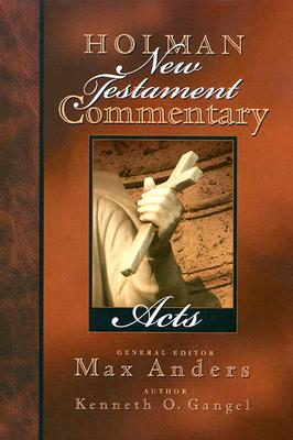 Holman New Testament Commentary - Acts Cover