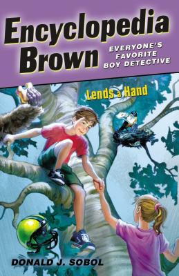 Encyclopedia Brown Lends a Hand Cover Image