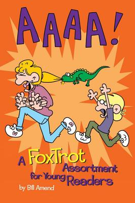 AAAA!: A FoxTrot Kids Edition Cover Image