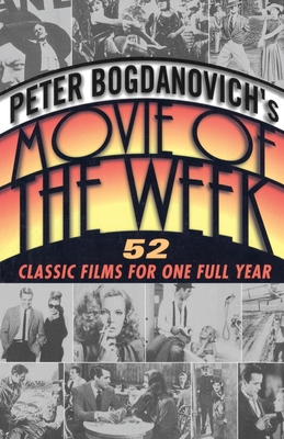Peter Bogdanovich's Movie of the Week Cover