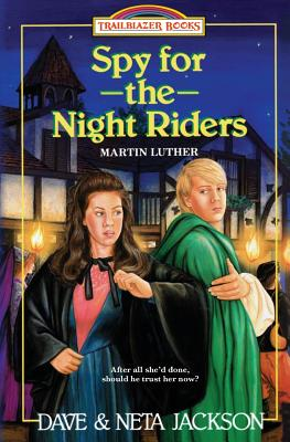 Spy for the Night Riders: Introducing Martin Luther Cover Image