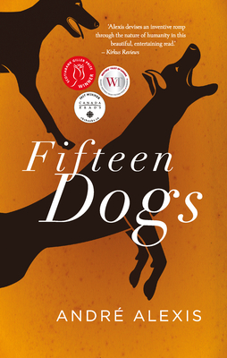 Fifteen Dogs Cover