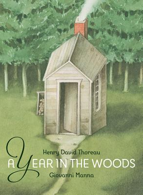 A Year in the Woods Cover Image