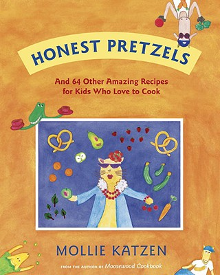 Honest Pretzels Cover