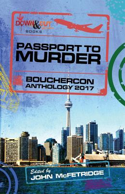 Cover for Passport to Murder