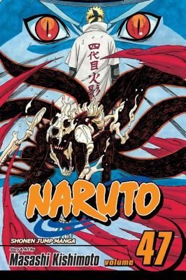 Naruto, Vol. 47 cover image
