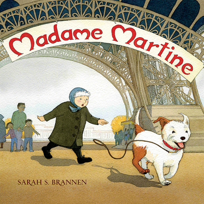 Madame Martine Cover Image