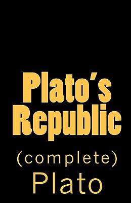 Plato's Republic (complete) Cover Image