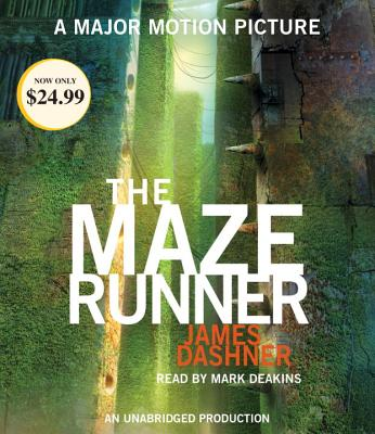 The Maze Runner (Maze Runner, Book One) (The Maze Runner Series #1) Cover Image