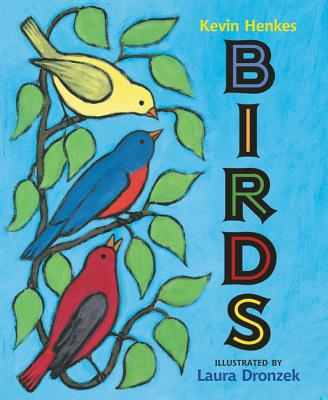 Birds Board Book Cover Image