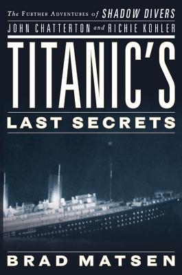 Titanic's Last Secrets Cover