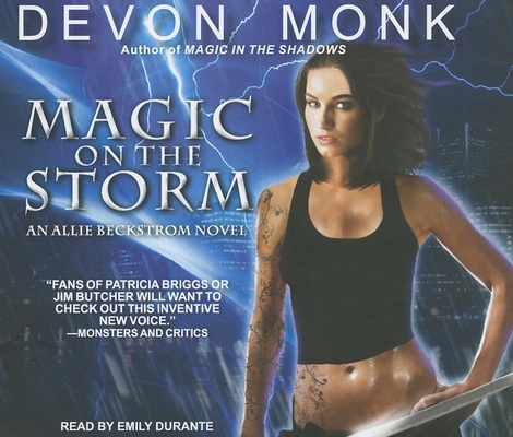 Magic on the Storm Cover