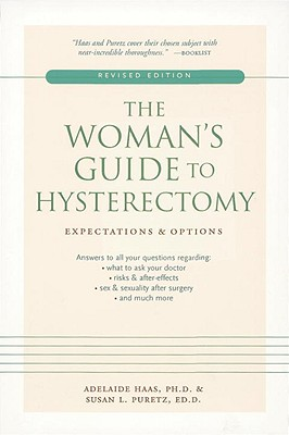 The Woman's Guide to Hysterectomy Cover