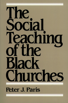 Cover for The Social Teaching of the Black Churches