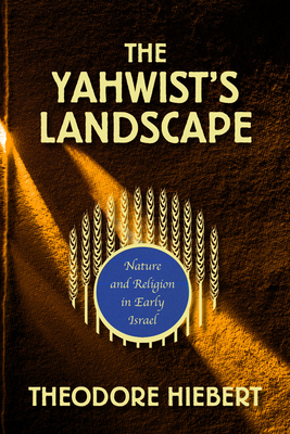 The Yahwist's Landscape Cover