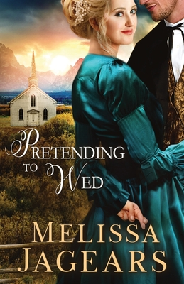 Cover for Pretending to Wed