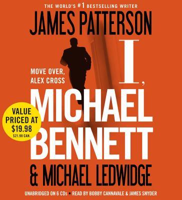 I, Michael Bennett Lib/E Cover Image