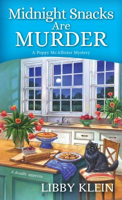 Midnight Snacks are Murder (A Poppy McAllister Mystery #2) Cover Image