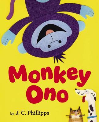 Monkey Ono Cover