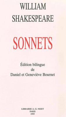 Sonnets: Edition Bilingue de Daniel Et Genevieve Bournet Cover Image