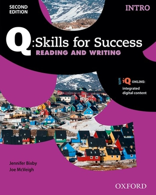 Q: Skills for Success 2e Reading and Writing Intro Student Book Cover Image