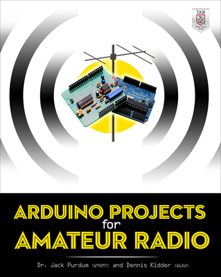 Cover for Arduino Projects for Amateur Radio