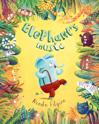 Elephant's Music Book Cover