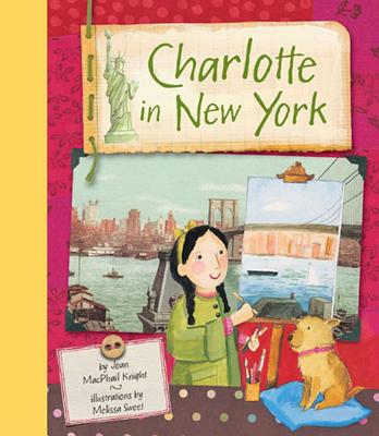 Charlotte in New York Cover