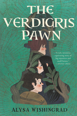 Cover for The Verdigris Pawn